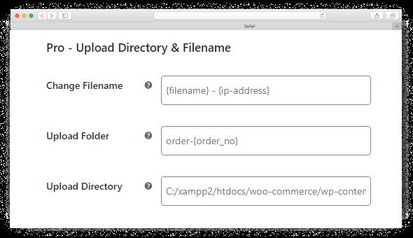 Drag & Drop Multiple File Upload - Upload Folder